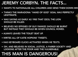 The Facts About Jeremy Corbyn: What The Media Doesn't Want You To Know