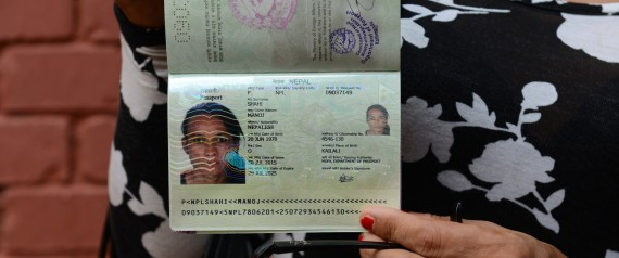 THIRD GENDER PASSPORT