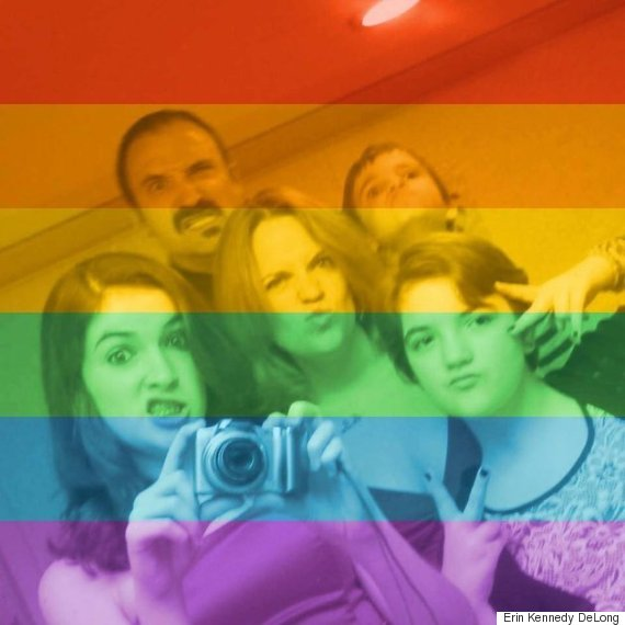 família gay