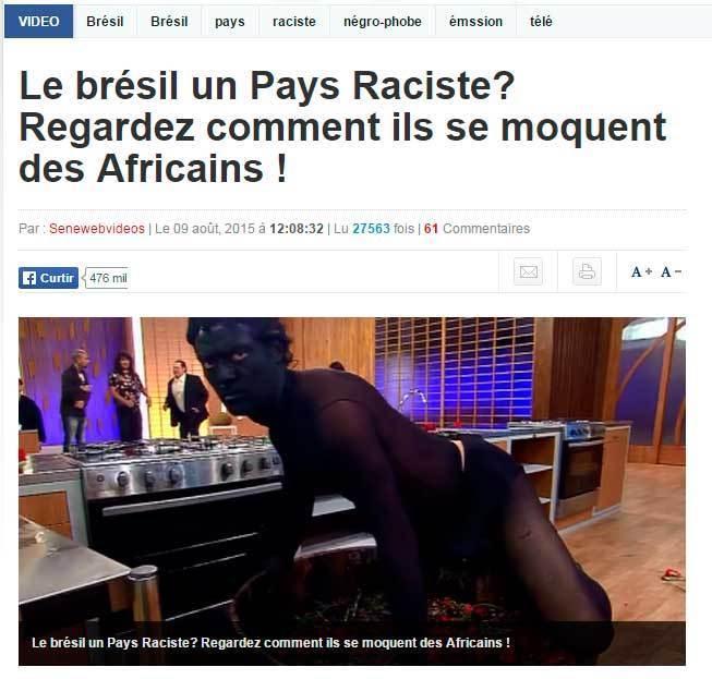 jornal senegalês