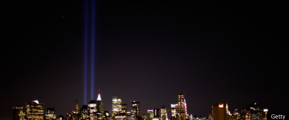 911 LIGHT TRIBUTE