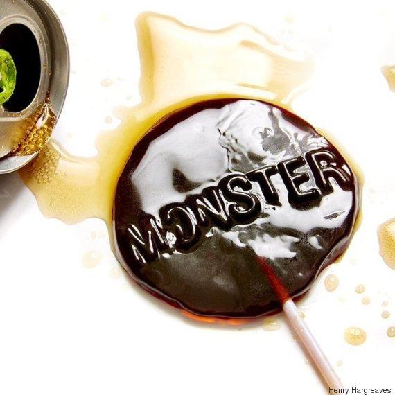 monster lollipop