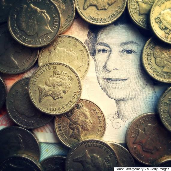 change cash uk notes