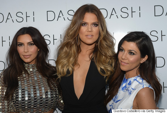 kim kourtney khloe