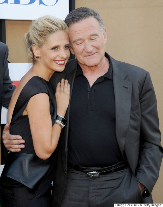 sarah michelle gellar robin williams