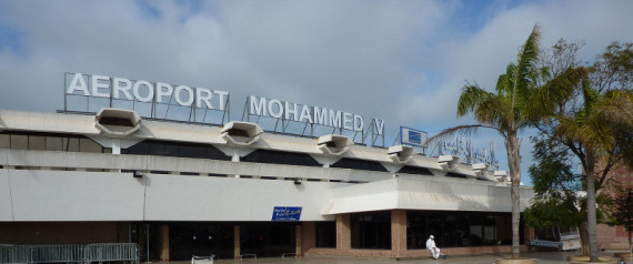 AEROPORT CASABLANCA