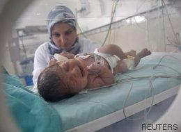 La mortalidad de bebés en Gaza se multiplica tras el bloqueo israelí