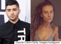 Are Zayn And Perrie *Actually* Sending Each Other Cryptic Messages?