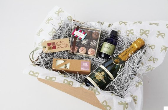 Mum Began 'Don't Buy Her Flowers' Gift Box Business For New Mums ...