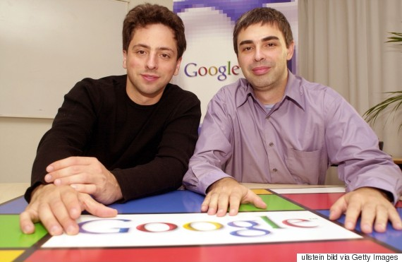 sergey larry google