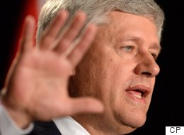 Harper Takes Aim At Provincial NDP To Woo B.C. Voters