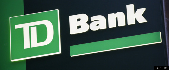 TD Bank Buys Canadian Credit Card Business From Bank