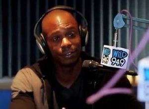 Dave Chappelle Interview