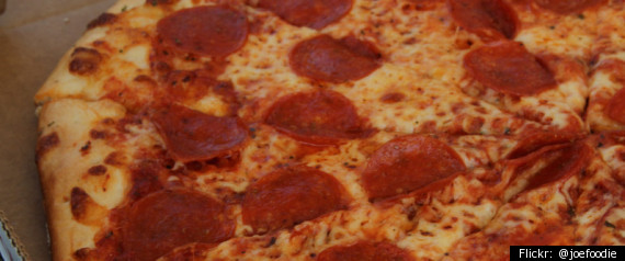 David Schuler Pizza