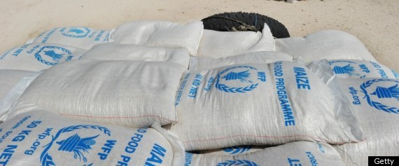 SOMALIA FAMINE AID STOLEN