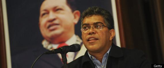 ELIAS JAUA HUGO CHAVEZ