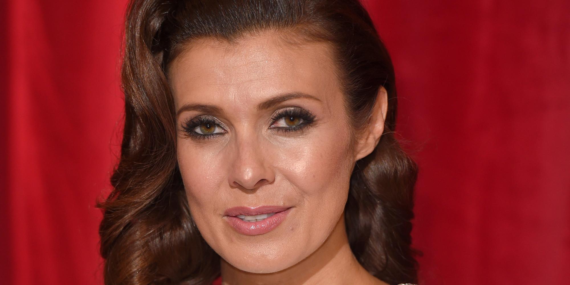 Peachy Kym Marsh Back With Ex Coronation Street Star Rekindles Hairstyles For Women Draintrainus