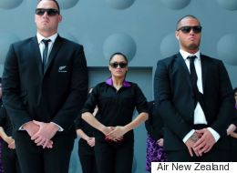Air New Zealand's 'Men In Black' Themed Flight Safety Video Is Epic
