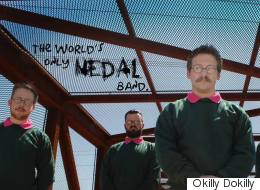 There's Actually A Ned Flanders Themed Heavy Metal Band Called 'Okilly Dokilly'