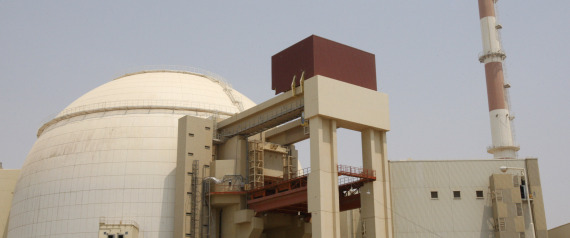 THE IRANIAN NUCLEAR REACTOR