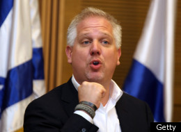 Glenn Beck Israel Protests