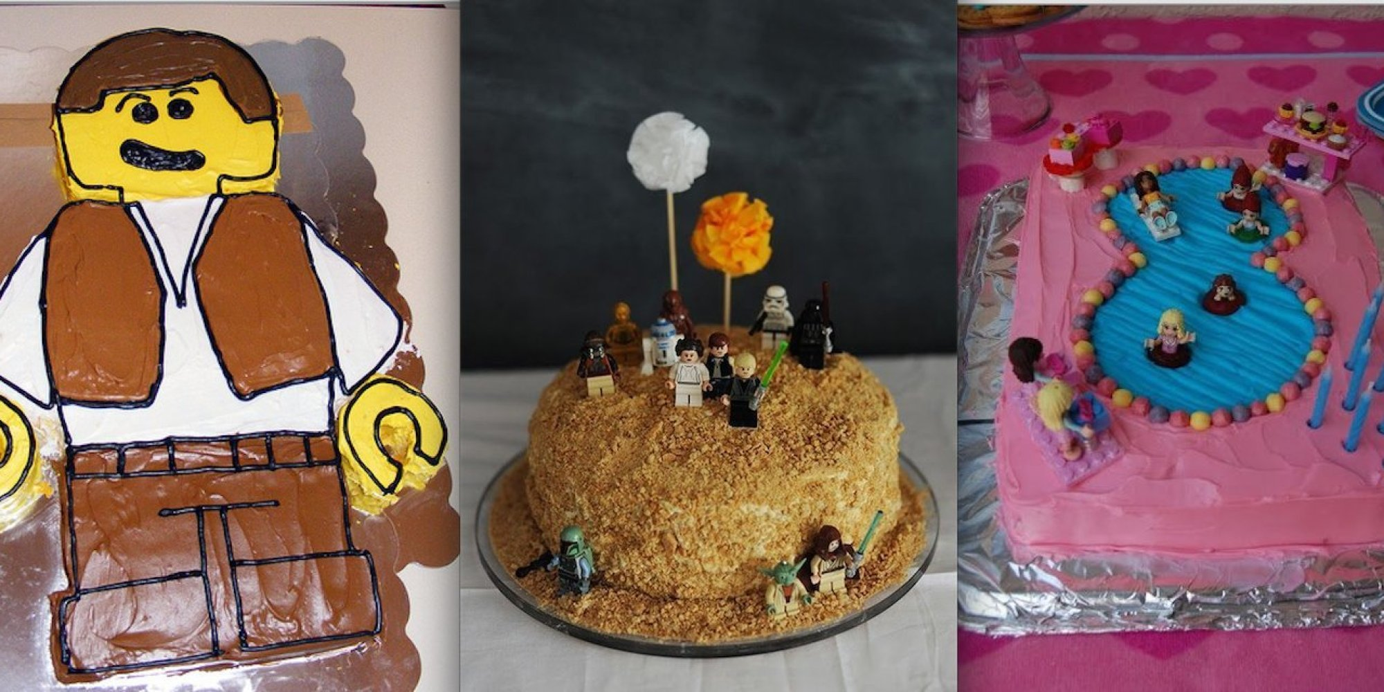 Lego Cake Ideas So Easy Even We Can Make Them!
