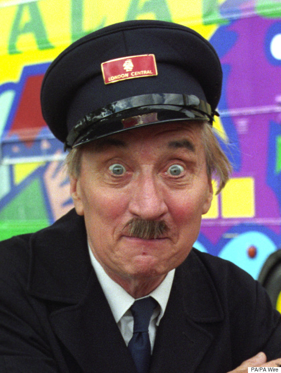 stephen lewis on the buses