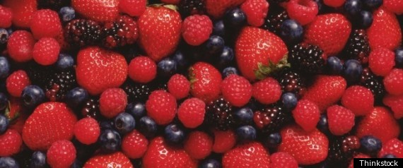 BERRY HEALTH BENEFITS