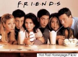 'Friends' a través de los años: increíbles GIFs que muestran cómo han cambiado sus protagonistas