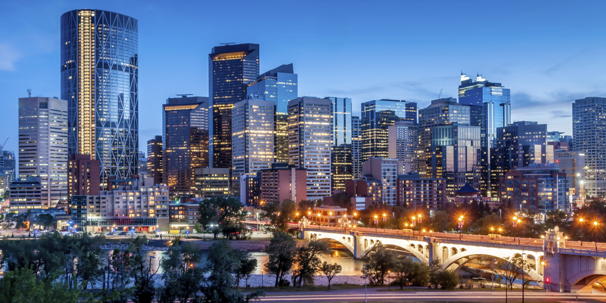 Calgary Real Estate Office Towers Are Bleeding Tenants