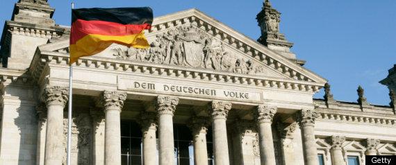 GERMAN ECONOMY STALLS