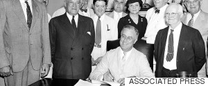 ROOSEVELT SOCIAL SECURITY ACT