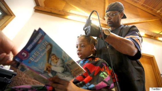 barber free haircuts
