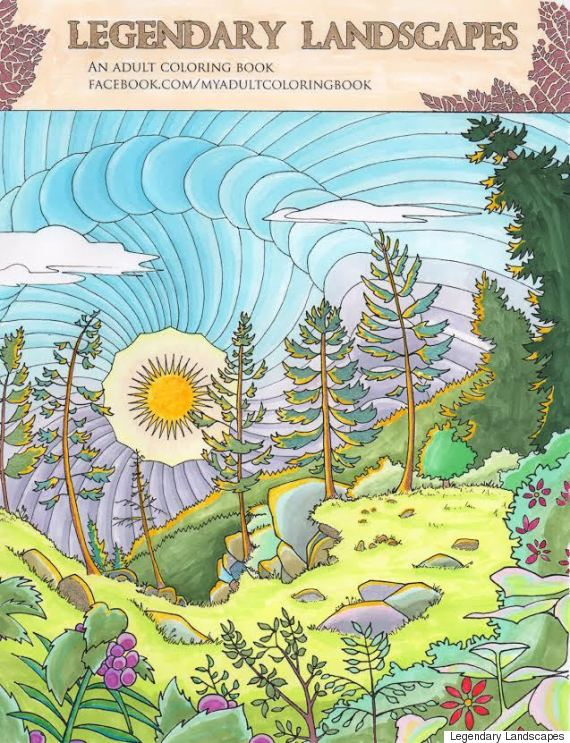 Adult Colouring Books 17 Of Our Favourite