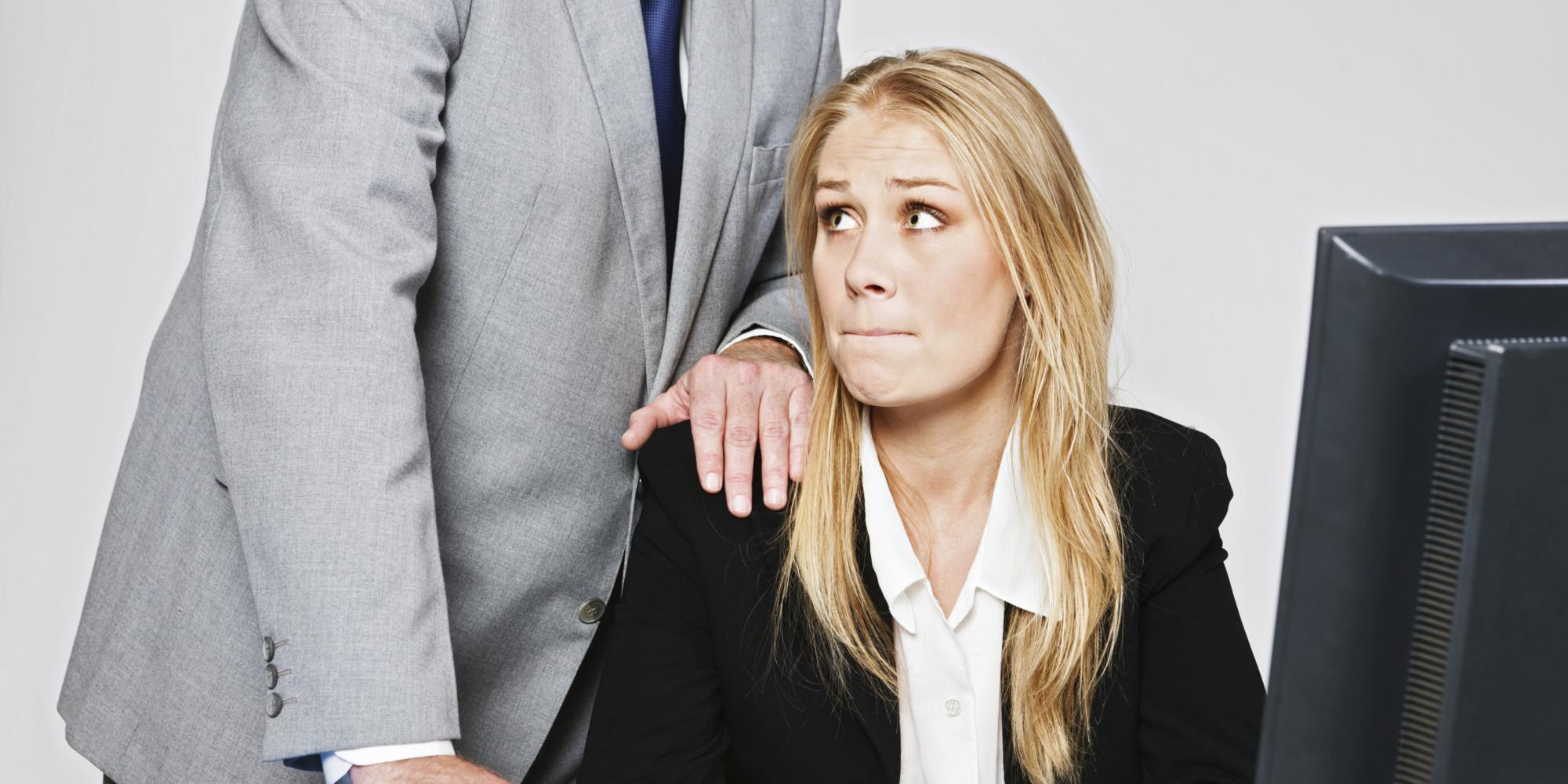 Stop Making Excuses For Lecherous Men | HuffPost