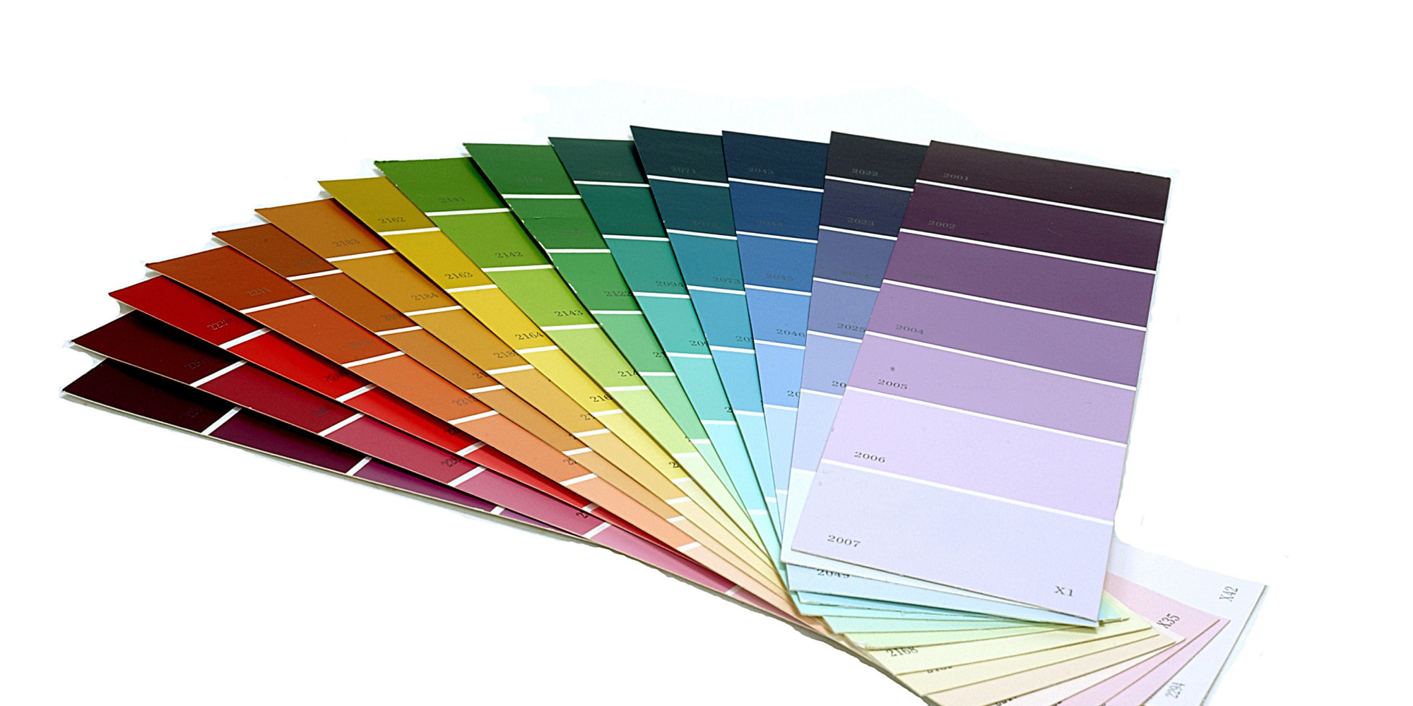 Paint Sample 11 creative diy projects using paint chips | huffpost