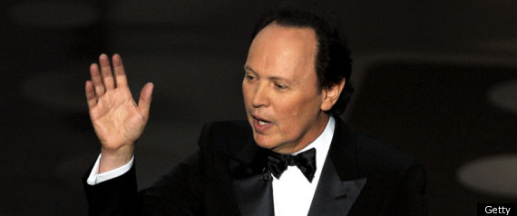 Billy Crystal Oscar Host