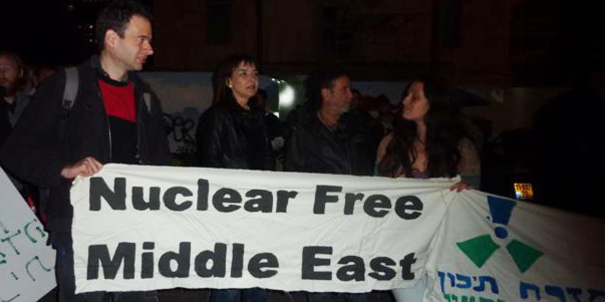 Schritte Zu Einem Atomwaffenfreien Nahen Und Mittleren