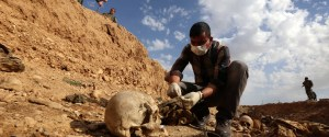 Yazidi Grave