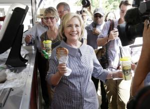 Hillary Pork Chop