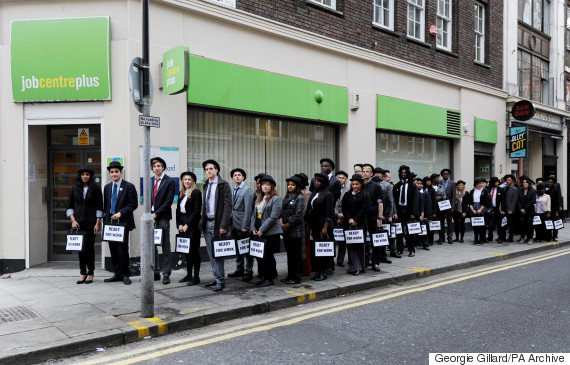 youth unemployment uk