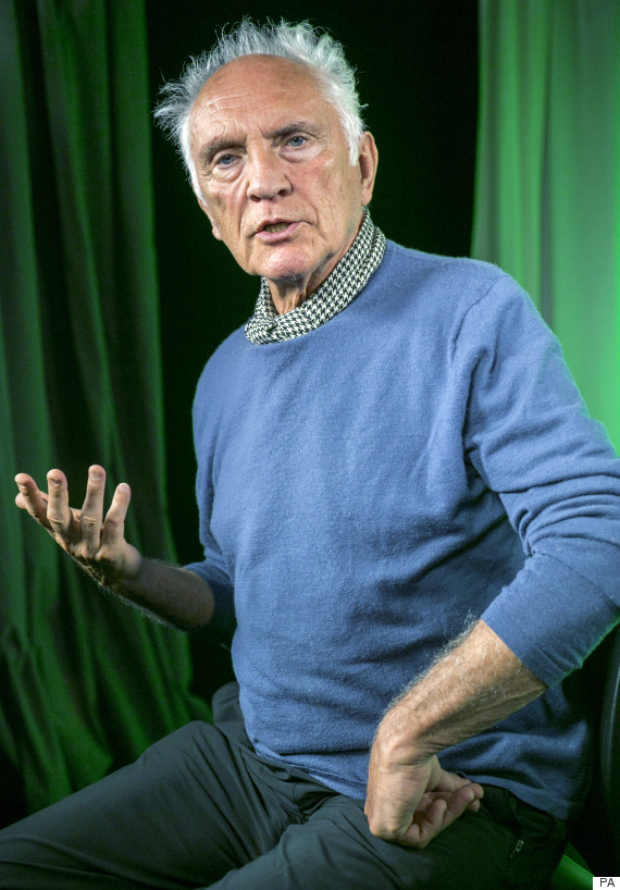 terence stamp young