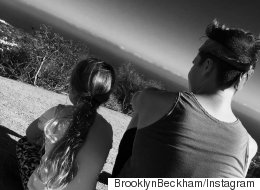 Brooklyn Beckham Shows How To Be The Best Big Brother