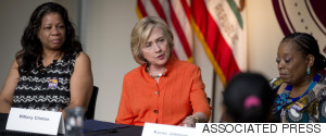 HILLARY CLINTON HOME CARE WORKERS