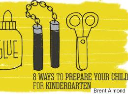 8 Ways to Prepare Your Child for Kindergarten