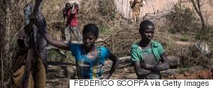 WOMEN CONGO