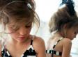 Little Girls Wearing Bras