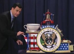Kimmel Tea Party Machine
