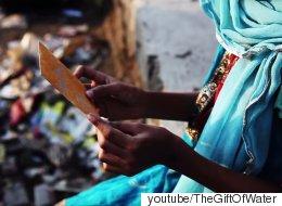 빈곤지역 사람들을 위한 '책'으로 만든 정수기(동영상)