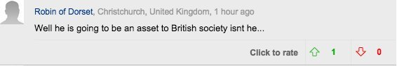 daily mail comments migrant calais